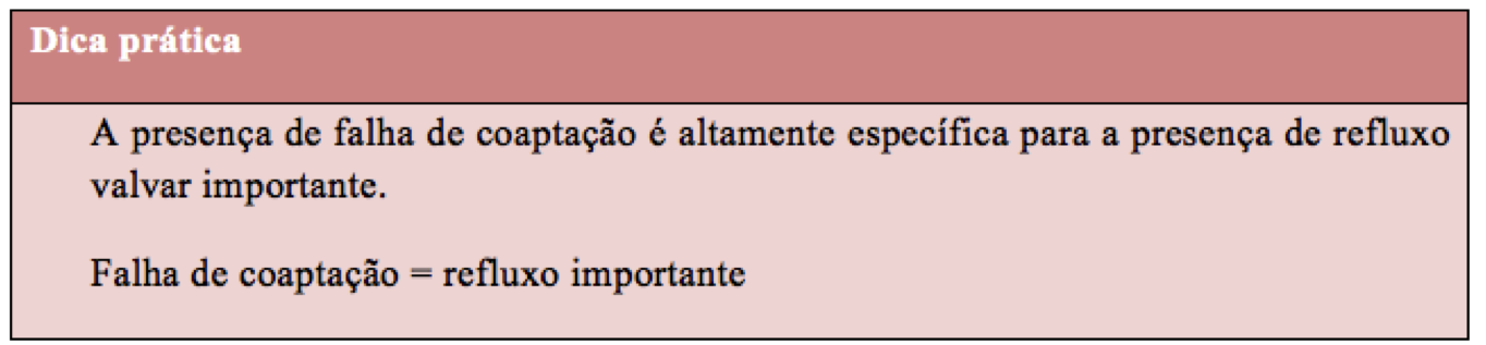 dica Insuficiência mitral e ecocardiograma   revisão básica